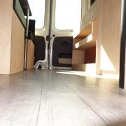 oh le joli plancher et du revêtement de sol